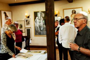 From Avocadoes to Art, Goleta Farm Girl Transforms Into Cultured Painter and Sculptor