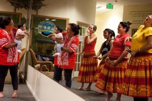 Woman maintains Hawaiian roots by teaching hula in CA