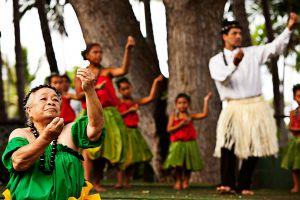 Makahiki Festival Hula