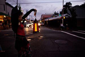 Dia De Los Muertos Hawaiian Style