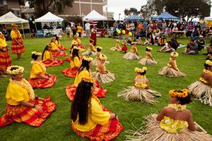 The Aloha Beach Festival kicks off in Ventura, Calif.