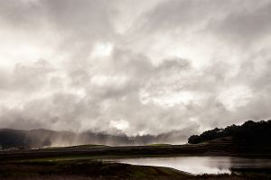 Clouds over Lake Casitas