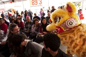 Pacific Asia Museum celebrates year of the Dragon